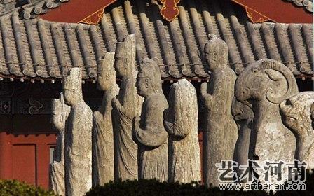 北宋皇陵石刻群