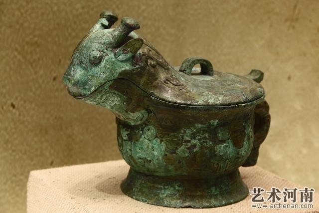 长子口簋(guǐ)形觥